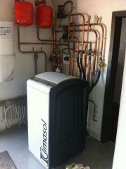 Pompes à chaleur eau / eau