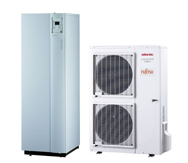 Pompes à chaleur hybride fioul / gaz